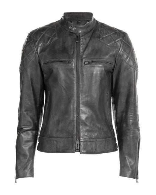 Belstaff | Мужское Чёрный Stannard Leather Jacket Gr. 46