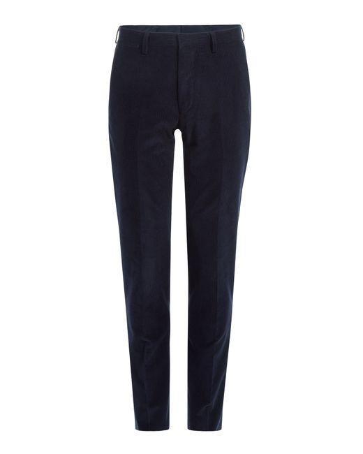 Kenzo   Мужское Синий Corduroy Pants Gr. 46