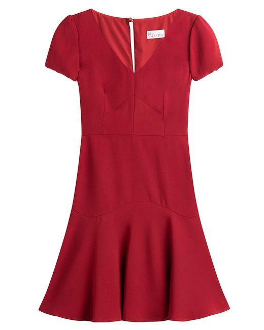 Red Valentino | Женское Красный Flared Dress Gr. 38