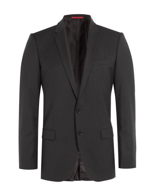 Hugo | Мужское Чёрный Amaro 1 Virgin Wool Blazer Gr. Eu