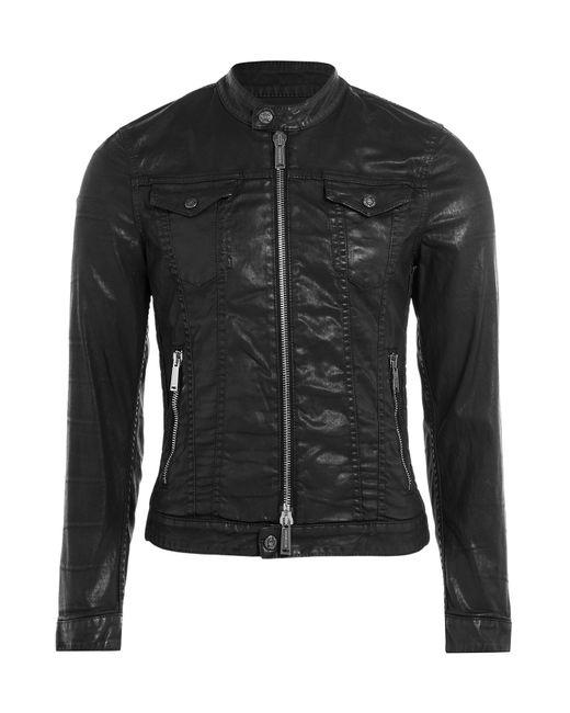 Dsquared2 | Мужское Чёрный Cotton Jacket Gr. Eu 50