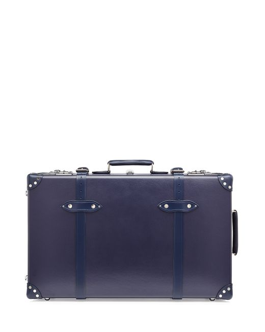 Globe-Trotter | Синий Centenary 28 Trolley Case With Leather Gr.