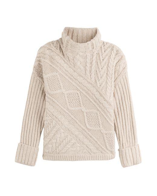 Polo Ralph Lauren | Женское Бежевый Wool-Alpaca Pullover Gr. S