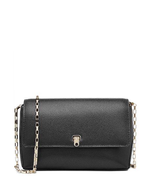 Valextra | Женское Чёрный City Crossbody Shoulder Bag Gr. One Size