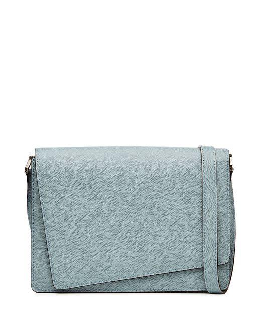 Valextra | Женское Синий Leather Shoulder Bag Gr. One Size
