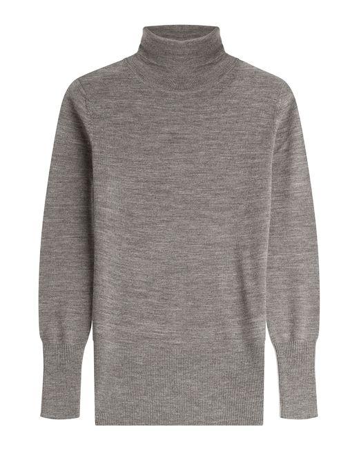 Steffen Schraut | Женское Серый Essential Merino Wool Turtleneck Gr. 32