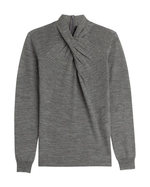 Steffen Schraut | Женское Серый Merino Wool Pullover Gr. 32