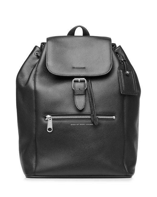 Marc by Marc Jacobs | Чёрный Leather Backpack Gr. One Size