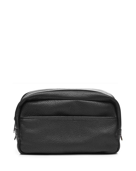 Marc by Marc Jacobs | Чёрный Zipped Leather Toiletry Bag Gr. One Size