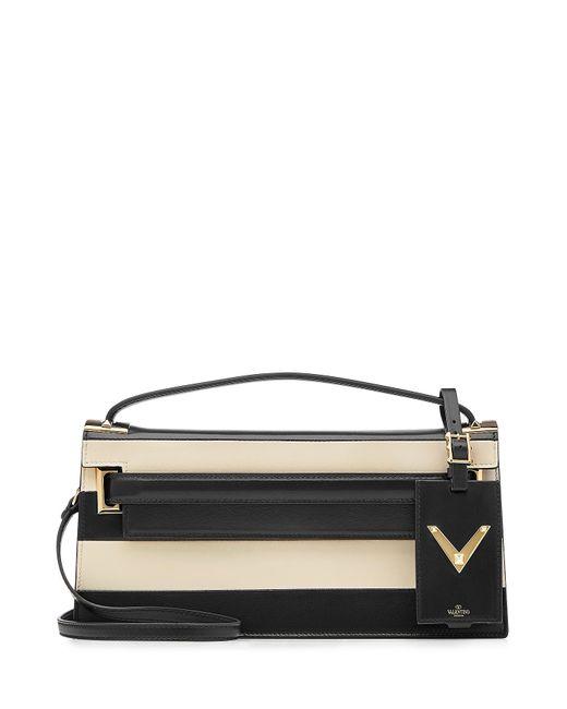 Valentino   Женское Многоцветный My Rockstud Mini Leather Tote Gr. One