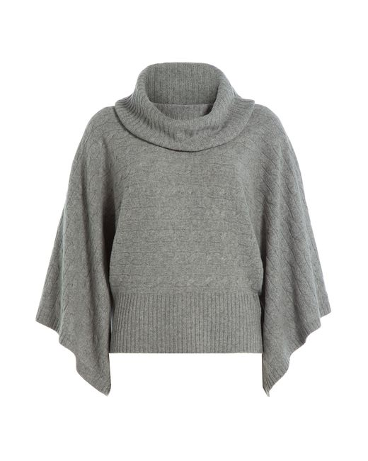 Polo Ralph Lauren   Женское Серый Merino Wool Turtleneck Gr. S