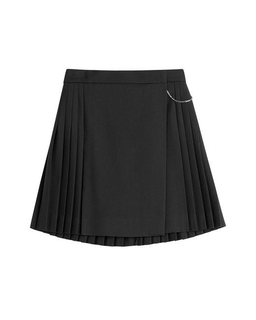 The Kooples | Женское Синий Wool Skirt With Pleats Gr. 34