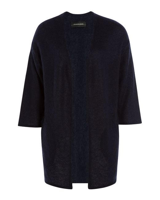 By Malene Birger | Женское Синий Cardigan With Mohair And Wool Gr. Xs