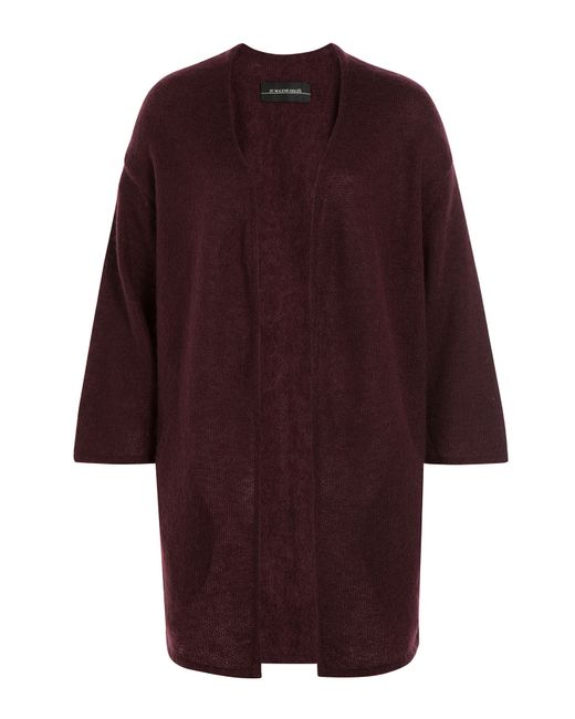 By Malene Birger   Женское Красный Cardigan With Mohair And Wool Gr. Xs