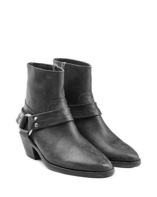 Golden Goose | Женское Чёрный Leather Ankle Boots Gr. 36
