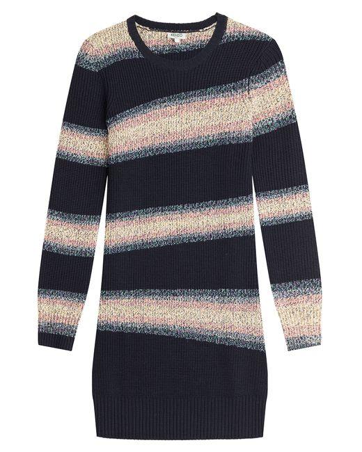 Kenzo | Женское Синий Wool Dress Gr. Xs