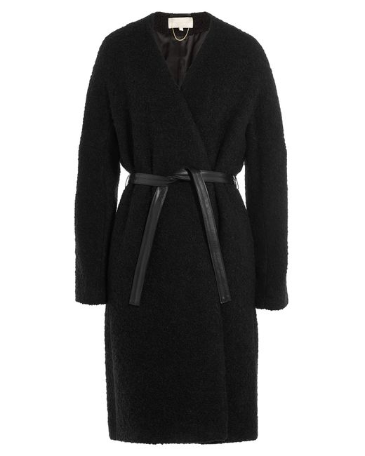 Vanessa Bruno | Женское Чёрный Wool-Alpaca Coat With Belt Gr. 36
