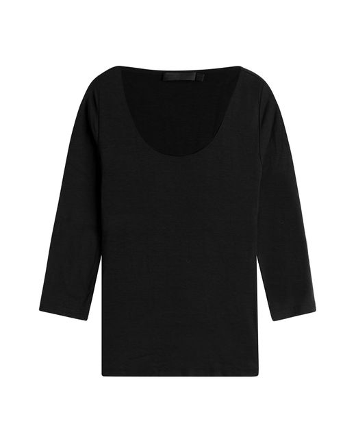 Donna Karan | Женское Чёрный Jersey Top Gr. S