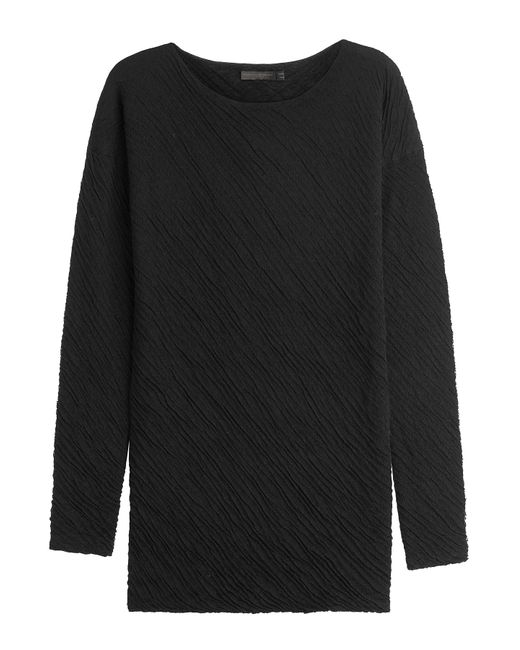 Donna Karan | Женское Чёрный Cashmere-Silk Pullover Gr. S