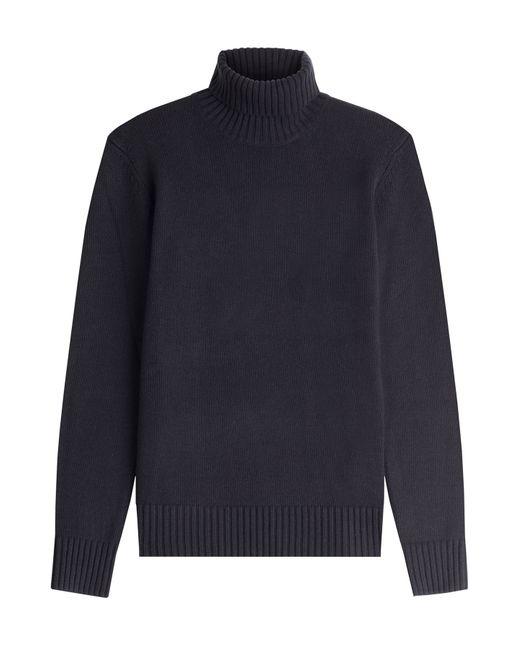 Michael Kors Collection | Женское Синий Cashmere Turtleneck Pullover Gr. Xs
