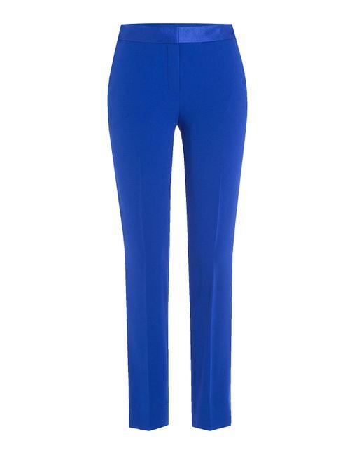 Diane Von Furstenberg | Женское Синий Straight Leg Trousers Gr. 2
