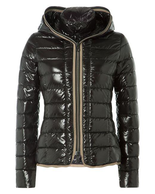 Duvetica | Женское Чёрный Down Jacket With Hood Gr. 38