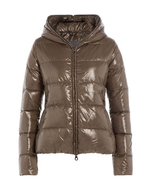 Duvetica | Женское Зелёный Down Jacket With Hood Gr. It 38