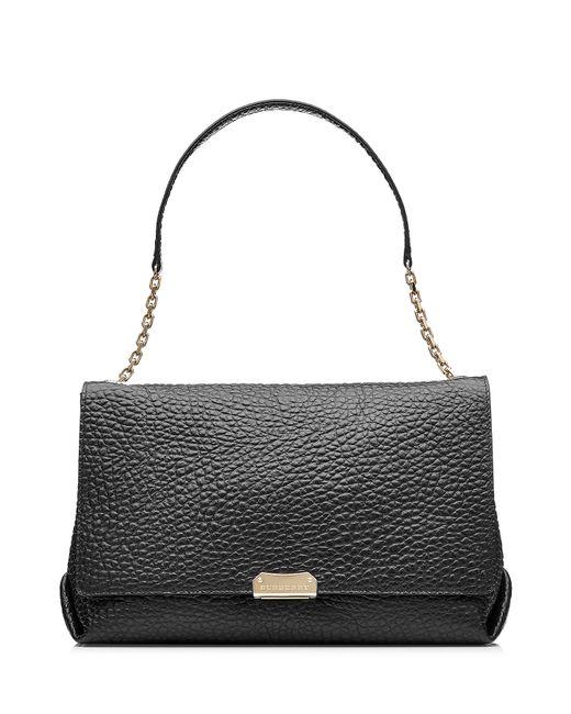 Burberry   Женское Чёрный Leather Shoulder Bag Gr. One Size