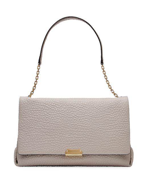 Burberry | Женское Фиолетовый Leather Shoulder Bag Gr. One Size