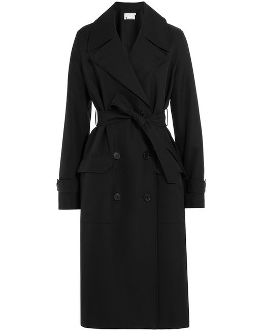 T By Alexander Wang | Женское Чёрный Trench Coat Gr. Us 4