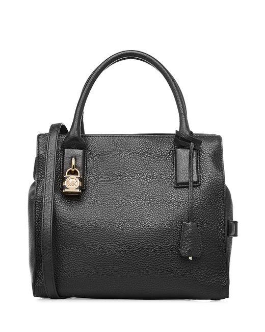 Michael Michael Kors | Женское Чёрный Mckenna Small Leather Shoulder Bag Gr. One