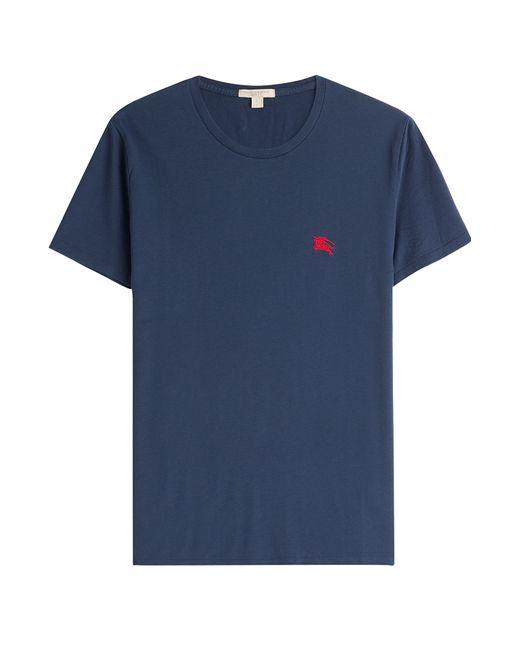 Burberry Brit | Blau Cotton T-Shirt Gr. S