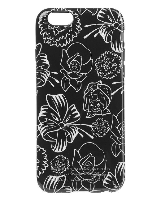 Marc by Marc Jacobs x Disney | Многоцветный Laughing Flowers Case For Iphone 6 Gr.