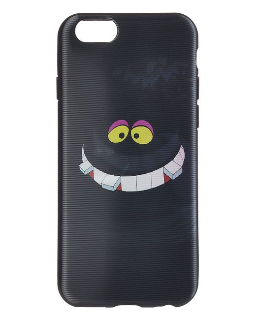 Marc by Marc Jacobs x Disney | Schwarz Lenticular Cheshire Cat Case For Iphone 6