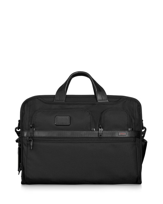 Tumi | Женское Чёрный Alpha 2 Business Large Laptop Briefcase Gr.
