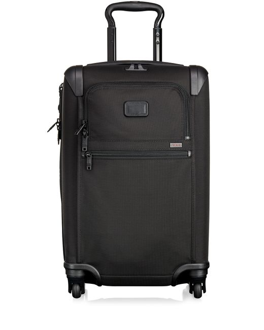 Tumi | Schwarz Alpha 2 Travel Expandable Carry On Packing