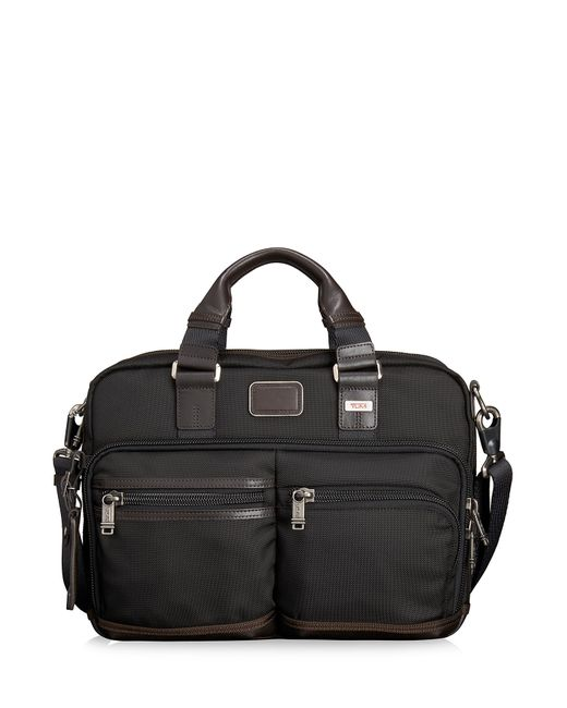 Tumi | Женское Braun Alpha Bravo Andersen Slim Briefcase Gr. One