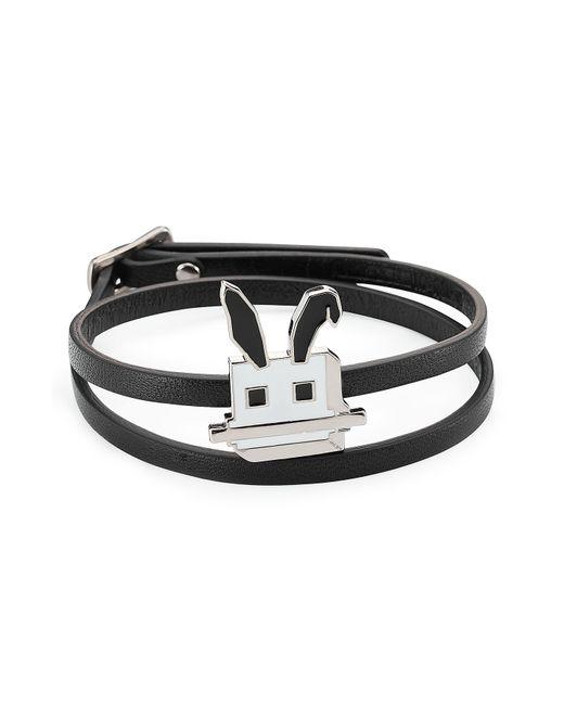Mcq Alexander Mcqueen | Женское Чёрный Embellished Leather Bracelet Gr. One Size