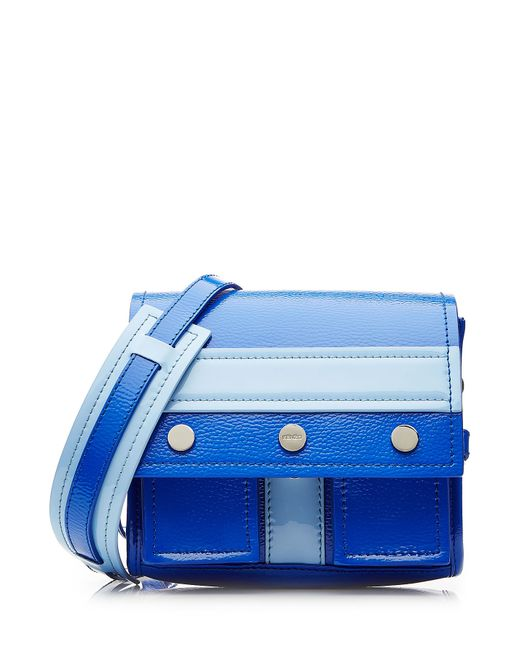 Kenzo | Женское Синий Leather Shoulder Bag Gr. One Size