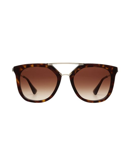 Prada | Женское Коричневый Spr24r Sunglasses Gr. One Size