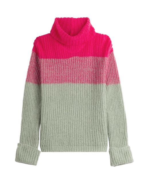 Lala Berlin | Женское Многоцветный Turtleneck Pullover With Wool And Mohair Gr.