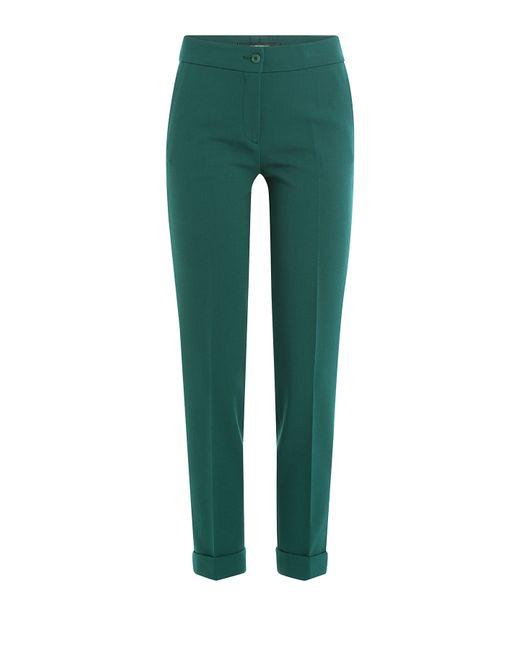 Etro | Женское Зелёный Wool Pants Gr. It 46
