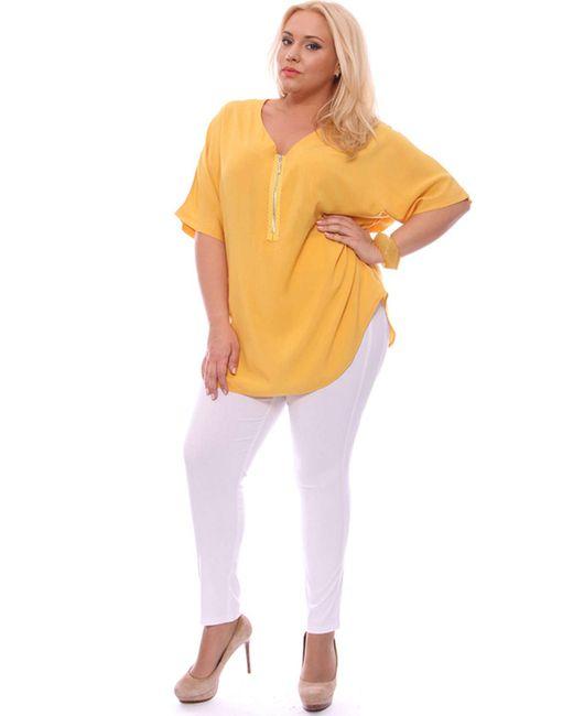 Svesta   Женская Жёлтая Блузка
