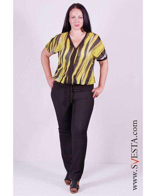 Svesta | Женская Жёлтая Блузка