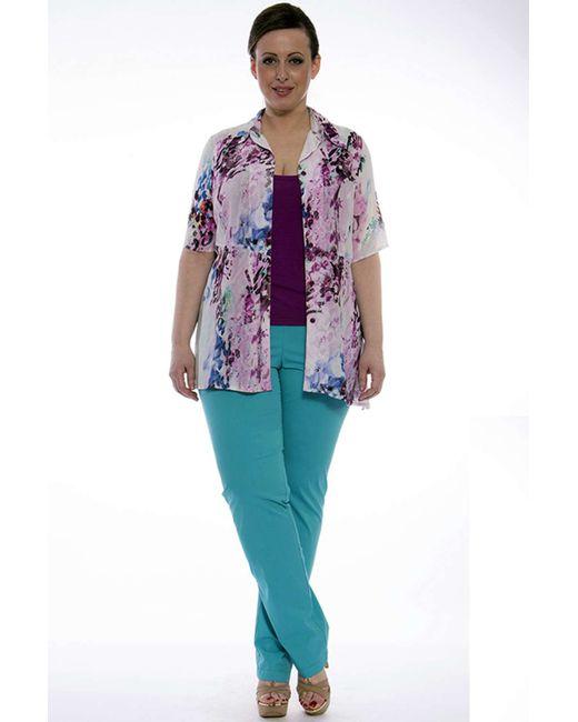 Svesta   Женская Фиолетовая Блузка