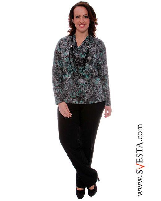 Svesta | Женская Серая Блузка