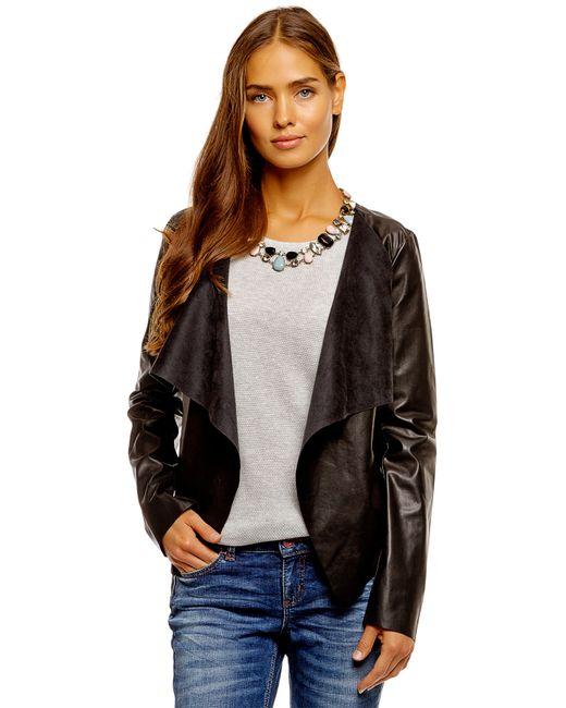 Denim | Женская Чёрная Куртка