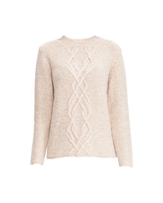 Sweet Sweaters | Женский Бежевый Джемпер 1102