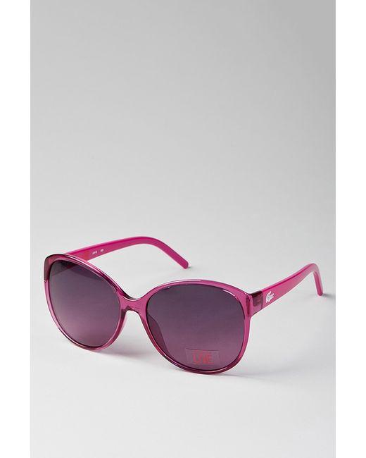 Lacoste Eyewear | Женские Розовые Очки 641s-525