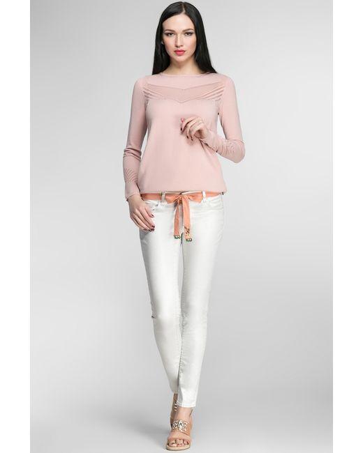 Twin-Set Jeans   Женский Брюкипояс Sf-J2s503